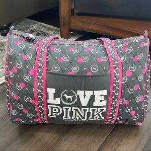 Pink by Victoria's Secret- Vintage Duffle Bag